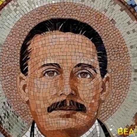 Diario Frontera, Frontera Digital,  JGH, Nacionales, ,Arte y fe: el mosaiquista de José Gregorio Hernández