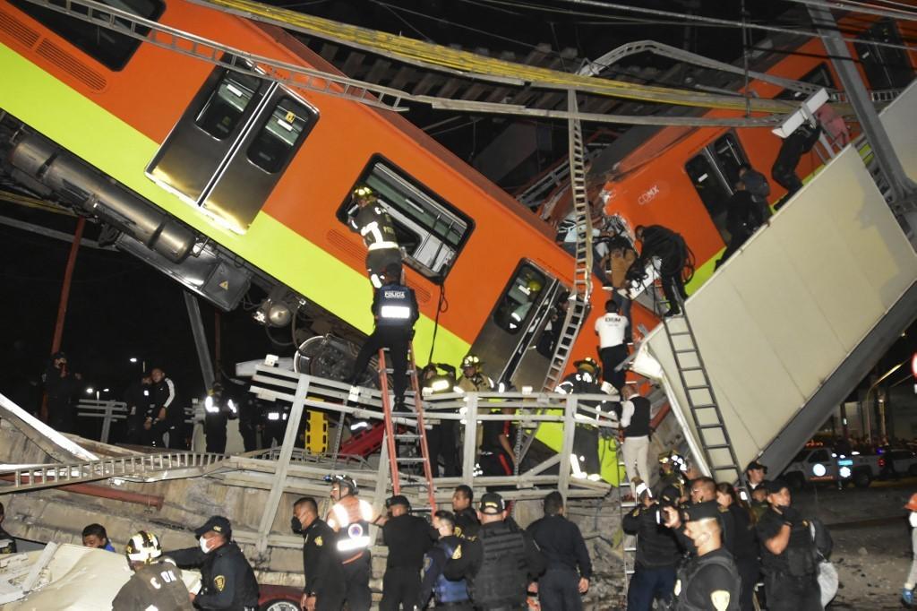 Diario Frontera, Frontera Digital,  METRO DE MÉXICO, Internacionales, ,Solicitarán peritaje internacional  por accidente en metro de Ciudad de México