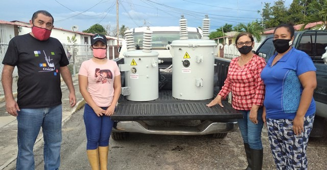 Diario Frontera, Frontera Digital,  PALMARITO, Panamericana, ,Gobierno Bolivariano brindó atención integral  a 30 familias afectadas en Palmarito