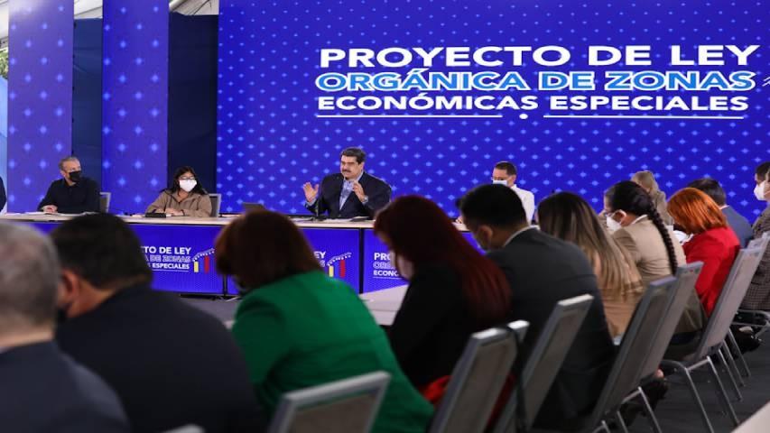Diario Frontera, Frontera Digital,  NICOLÁS MADURO, Nacionales, ,Maduro ratifica tres puntos para iniciar diálogo con oposición