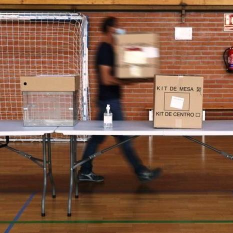 Diario Frontera, Frontera Digital,  ELECCIONES EN MADRID, Internacionales, ,Los madrileños acuden a las urnas tras dos semanas de ruido y furia
