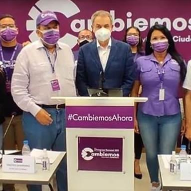Diario Frontera, Frontera Digital,  JOSÉ LUIS RODRÍGUEZ ZAPATERO, Nacionales, ,Zapatero vuelve a Venezuela  para ayudar a Maduro en su acercamiento a Joe Biden