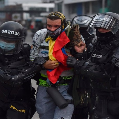 Diario Frontera, Frontera Digital,  CONFLICTO, COLOMBIA, Internacionales, ,Fiscalía registra 27 muertos durante las protestas en Colombia