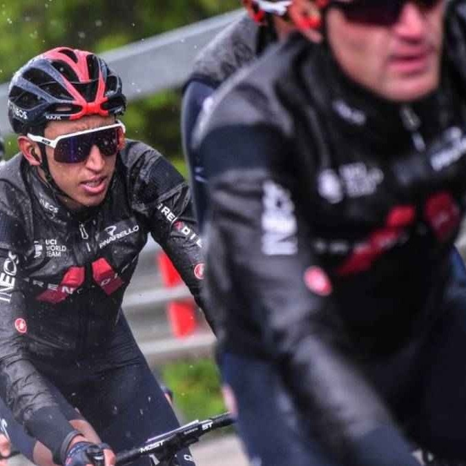 Diario Frontera, Frontera Digital,  Egan Bernal, Deportes, ,Egan Bernal, brillante en el Giro de Italia:  Segundo en la etapa 6 y es tercero en la general