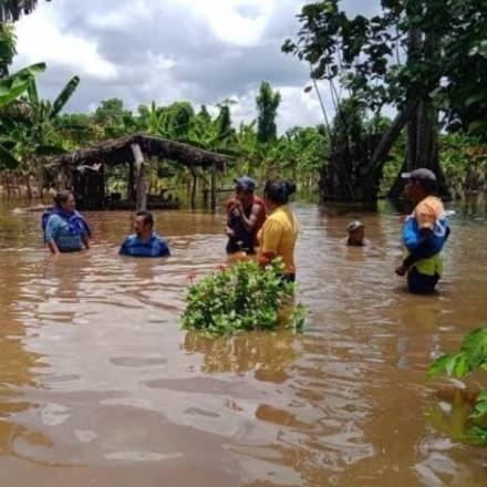 Diario Frontera, Frontera Digital,  INUNDACIONES EN EL SAUR DEL LAGO, Panamericana, ,Lluvias afectan a ocho mil familias en Sur del Lago en Maracaibo