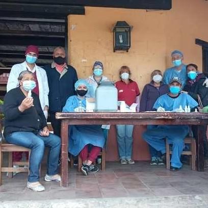 Diario Frontera, Frontera Digital,  Comité  Político de Salud, Salud, ,Comité  Político de Salud  realizó  450 pruebas de despistaje Covid  en el páramo*