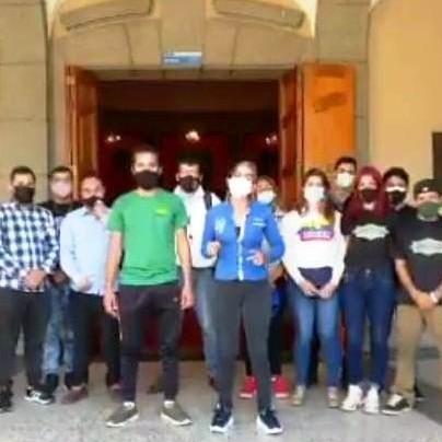 Diario Frontera, Frontera Digital,  ESTUDIANTES ULA, AULA MAGNA, Regionales, ,Estudiantes de la ULA no permitieron la presencia  del Protector Mérida en el Aula Magna