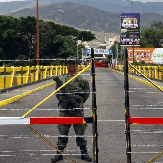 Diario Frontera, Frontera Digital,  PUENTE INTERNACIONAL, FRONTERA BINACIONAL, Internacionales, ,Gobernador de Norte de Santander afirma  que será reabierta la frontera con Venezuela