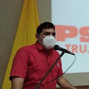 Diario Frontera, Frontera Digital,  PSUV, Regionales, ,Jehyson Guzmán socializa con Psuv de Trujillo método de escogencia de candidatos