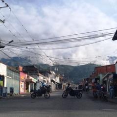 Diario Frontera, Frontera Digital,  calle carabobo, ejido, CAMPO ELÍAS, Regionales, ,Obstaculizan libre tránsito de vehículos perjudicando a  comerciantes de la zona