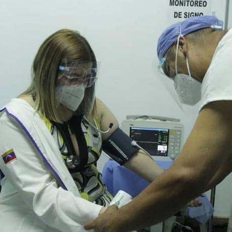 Diario Frontera, Frontera Digital,  MONITOR SALUD, Salud, ,Monitor Salud: 43 % del personal sanitario ha recibido dos dosis de vacunas