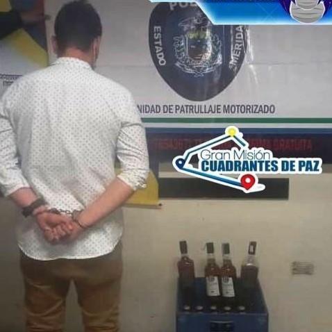 Diario Frontera, Frontera Digital,  DETEMNIDO POR DESACATO, Sucesos, ,POLICÍA DETUVO A CIUDADANO POR DESACATO AL DECRETO PRESIDENCIAL EN LIBERTADOR