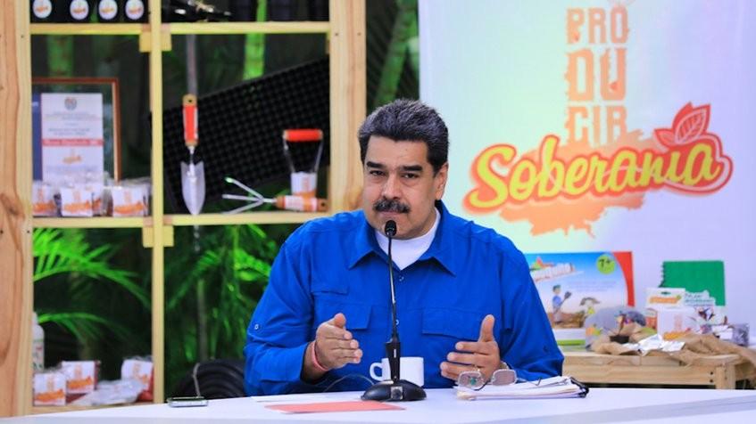 Diario Frontera, Frontera Digital,  PRESIDENTE, Nacionales, ,Presidente Maduro denuncia financiamiento  de bandas criminales para generar violencia
