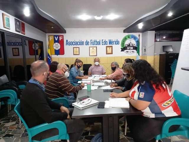 Diario Frontera, Frontera Digital,  ASOFÚTBOL MÉRIDA, Deportes, ,Asofútbol Mérida prepara inicio de su Campeonato Oficial 2021