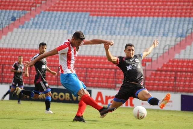 Diario Frontera, Frontera Digital,  EMFC GOLEÓ A HERMANOS COLMENAREZ, Deportes, ,Estudiantes goleó a Colmenárez y se consolidó en la segunda posición