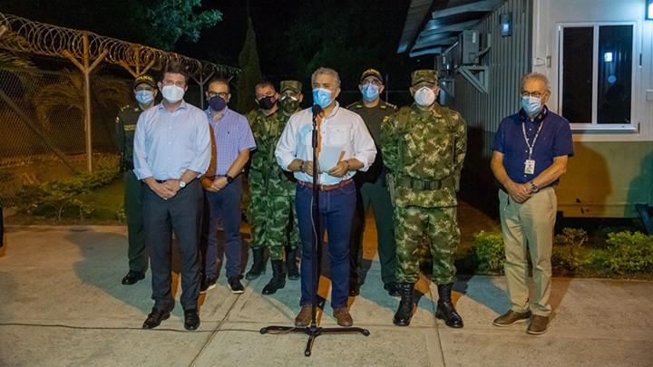Diario Frontera, Frontera Digital,  iván duque, Internacionales, ,Gobierno de Colombia ofrece 500 millones de recompensa  por información sobre los responsables del atentado con carro bomba