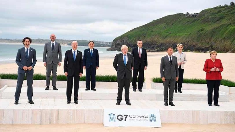 https://fronteradigital.com.ve/Comienza primera gran cumbre del G7 desde la pandemia