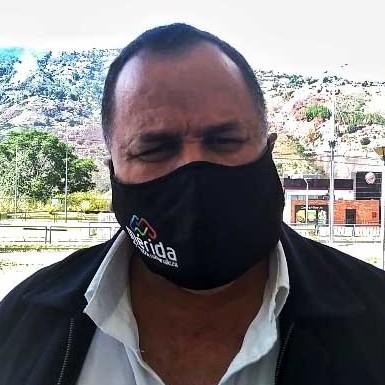 """Diario Frontera, Frontera Digital,  ARQUÍMEDES FAJARDO, PRESIDENTEDE COPEI MÉRIDA, Regionales, ,""""Los operativos para vacunar contra el Covid-19 son pírricos"""""""