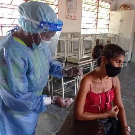 Diario Frontera, Frontera Digital,  merideños vacunados, Salud, ,Más de 8 mil merideños fueron vacunados en Mérida el fin de semana