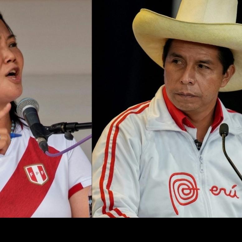 Frontera Digital,  ELECCIONES EN PERÚ, Internacionales,  Pausado conteo oficial en Perú incrementa la segmentación del país