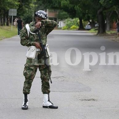 Diario Frontera, Frontera Digital,  CÚCUTA, Internacionales, ,Explosión de un carro bomba en las instalaciones  de la Brigada 30 del Ejército Nacional