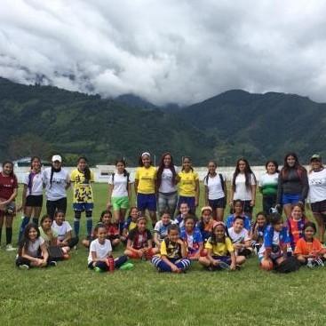 Diario Frontera, Frontera Digital,  ASOCIACIÓN DE FÚTBOL DEL ESTADO MÉRIDA, Deportes, ,Asofútbol Mérida realizó actividades dirigidas a fomentar la práctica del fútbol femenino