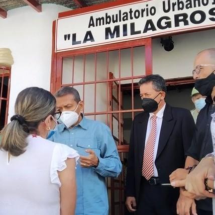Diario Frontera, Frontera Digital,  LA MILAGROSA, Salud, ,Ambulatorio de La Milagrosa fue rehabilitado por el Gobierno regional