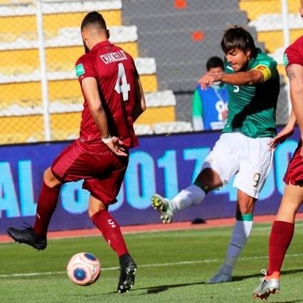 Diario Frontera, Frontera Digital,  VINOTINTO, BOLIVIA, LA PAZ, Deportes, ,La Vinotinto no encontró la forma de descifrar a Bolivia y cayó 3-1 en La Paz