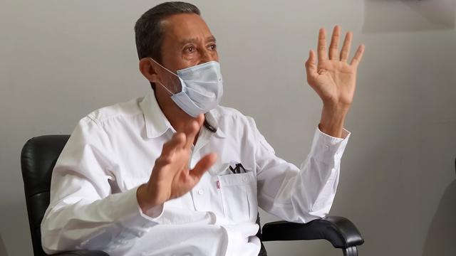 Diario Frontera, Frontera Digital,  EDGAR MÁRQUEZ, Mocoties, ,Edgar Márquez pide cese de persecución  y detenciones contra dirigentes políticos