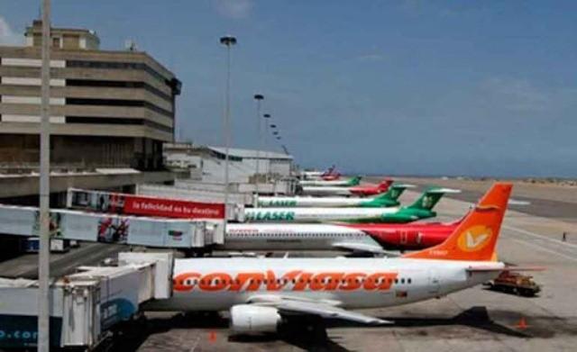 Diario Frontera, Frontera Digital,  AEROPUERTO, Nacionales, ,Activan vuelos a seis destinos nacionales desde Maiquetía