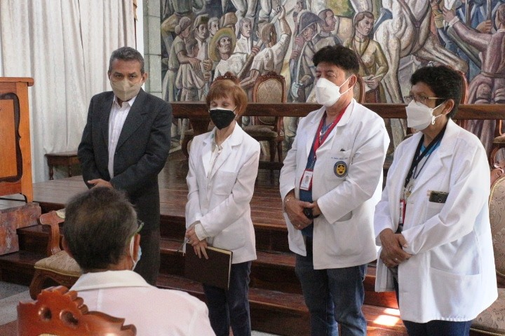 Diario Frontera, Frontera Digital,  GOBIERNO DE MÉRIDA, RAMÓN GUEVARA, Politica, ,Autoridades de salud conformaron comité de emergencia consultivo
