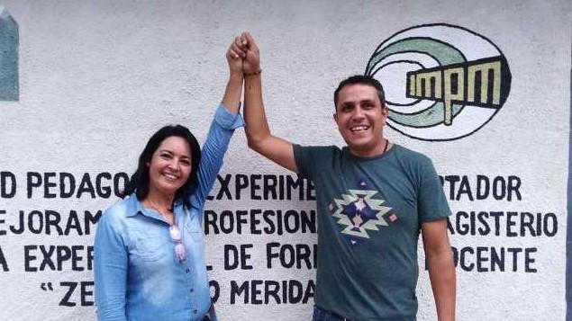 https://fronteradigital.com.ve/Encuesta en municipio Zea arrojó como resultado  que Víctor Bustamante (Copei) es el candidato opositor