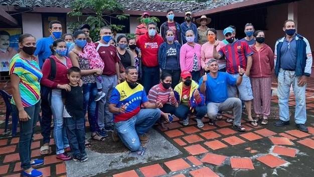 """https://fronteradigital.com.ve/""""CADA MONTAÑA UNA TRINCHERA REVOLUCIONARIA CON RAMÓN LOBO"""""""