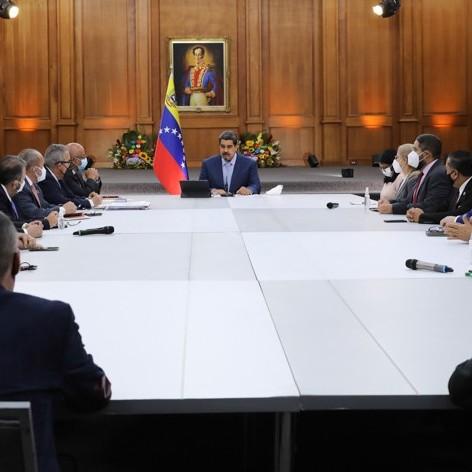 Diario Frontera, Frontera Digital,  MADURO, Nacionales, ,Maduro exige condiciones para diálogo en México