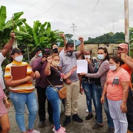 Diario Frontera, Frontera Digital,  JEHYSON GUZMÁN, TUCANÍ, Panamericana, ,Jehyson Guzmán entregó certificado de registro a la primera comuna de la GMVV