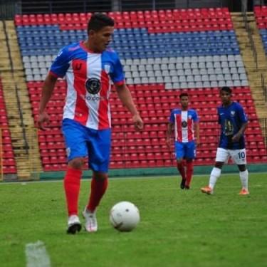 """Diario Frontera, Frontera Digital,  Jhonder Gómez, EM F.C., Deportes, ,Jhonder Gómez: """"Queremos encontrarnos con una seguidilla de triunfos"""""""