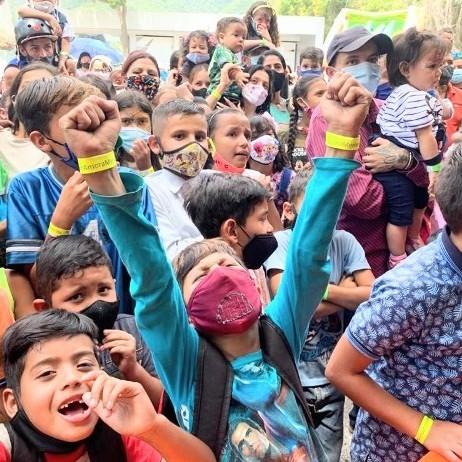 Diario Frontera, Frontera Digital,  DÍA DEL NIÑO, Regionales, ,Jehyson Guzmán llevó alegría a más de 2.500 niños
