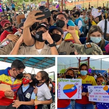Diario Frontera, Frontera Digital,  JÓVENES CON JEYHSON GUZMÁN, Regionales, ,Juventud revolucionaria se desbordó en respaldo a Jehyson Guzmán