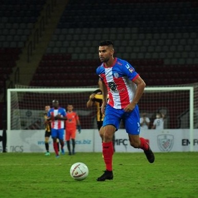 """Diario Frontera, Frontera Digital,  EM F.C., Deportes, ,Armando Araque: """"Espero seguir anotando muchos más goles  para ayudar al equipo a clasificar al hexagonal"""""""