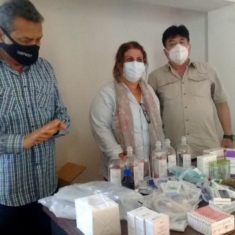 Diario Frontera, Frontera Digital,  CORPOSALUD, MESA BOLÍVAR, Mocoties, ,Corposalud realizó dotación de insumos en ambulatorio de Mesa Bolívar