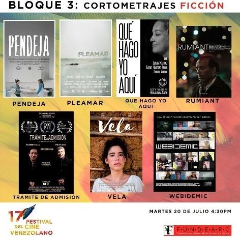 Diario Frontera, Frontera Digital,  Festival del Cine Venezolano, Entretenimiento, ,Debaten perspectivas del cine nacional desde el cortometraje