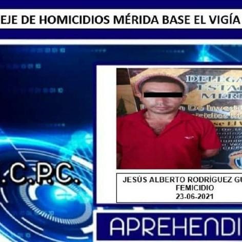 Diario Frontera, Frontera Digital,  FEMICIDIO, Sucesos, ,Cicpc El Vigía aprehendió a un ciudadano por femicidio ocurrido recientemente en Alberto Adriani