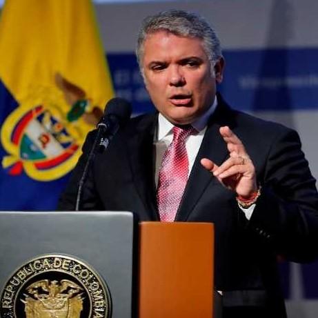 Diario Frontera, Frontera Digital,  IVÁN DUQUE, Internacionales, ,Duque pide a EEUU se declare a Venezuela  como «promotor del terrorismo»