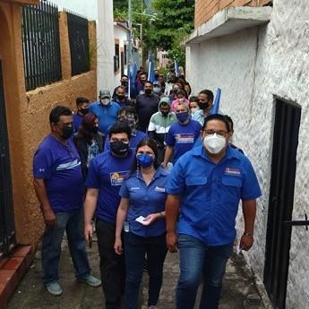 Diario Frontera, Frontera Digital,  unt, Politica, ,Luis Millán: UNT comprometido con Mérida  en la lucha por el rescate de Venezuela