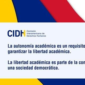 Diario Frontera, Frontera Digital,  ODH - ULA, Regionales, ,CIDH señala violaciones a la autonomía universitaria  y la libertad académica en Venezuela