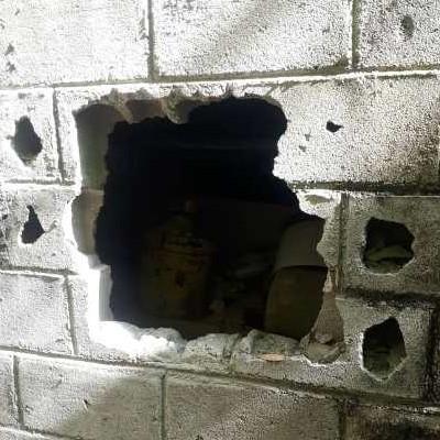 Diario Frontera, Frontera Digital,  LOCAL 008, SAPVEM, Panamericana, ,Intentaron sustraer cableado del sistema de alumbrado de túnel Santa Teresa