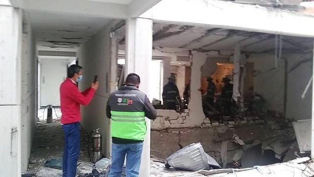 Diario Frontera, Frontera Digital,  EXPLOSIÓN EN CIUDAD DE MÉXICO, Internacionales, ,Explosión en edificio deja 22 heridos en Ciudad de México