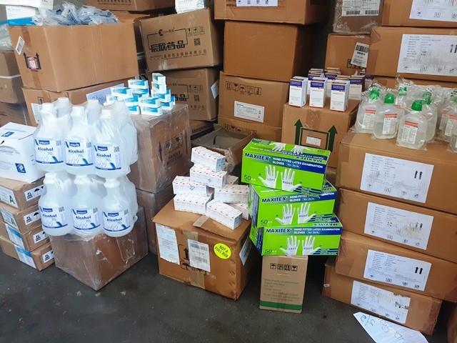 Diario Frontera, Frontera Digital,  INSUMOS MÉDICOS, RAMÓM NIEVES, Salud, ,Arribaron a Mérida más de 82 mil unidades de medicamentos e insumos