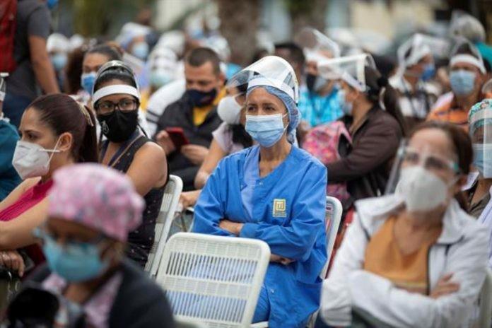 Diario Frontera, Frontera Digital,  COVID-19, Nacionales, ,Gobienro de Maduro reportó 907  nuevos casos de covid este 1 de agosto