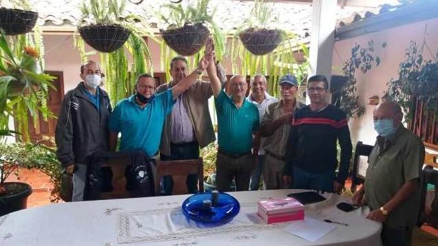 https://fronteradigital.com.ve/Guaraque tiene candidato por consenso: Carlos Contreras (Copei)